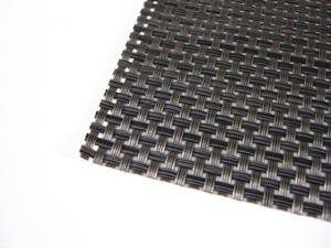 tischset platzdeckchen platzset abwaschbar silber grau kunststoff pvc ebay. Black Bedroom Furniture Sets. Home Design Ideas