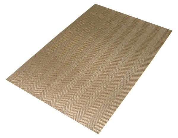 tischset platzdeckchen platzmatte platzset abwaschbar beige kunststoff pvc. Black Bedroom Furniture Sets. Home Design Ideas